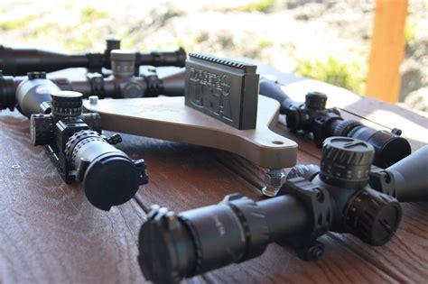 Auto Tracking Rifle Scope