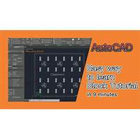 Best autocad tutorials fastest way to learn (60% comms