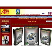 Automobile electronics & 4 stroke engines specials