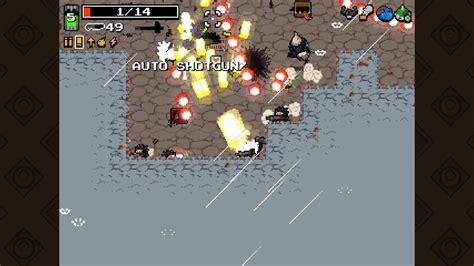 Autoshotgun Vs Shotgun Nuclear Throne
