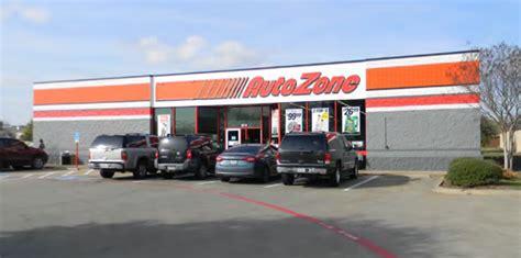 Autozone Allen Tx Hours