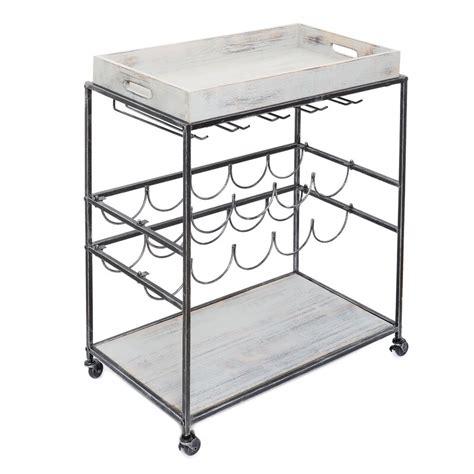 Avalon Bar Cart