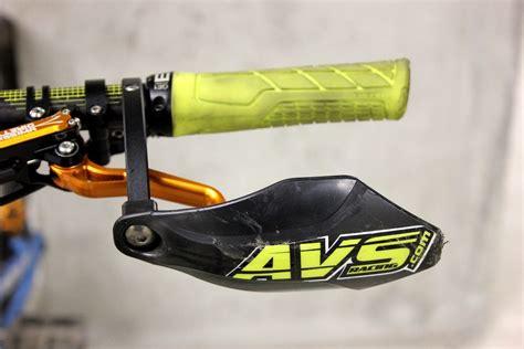 Avs Racing Handguards Review