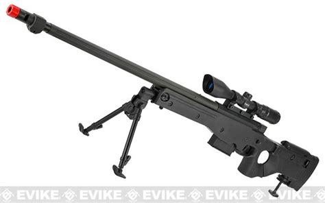 Aw338 Airsoft Bolt Action Heavy Weight Sniper Rifle By Ufc