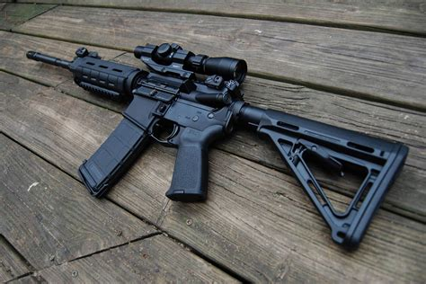 Awesome Assault Rifles