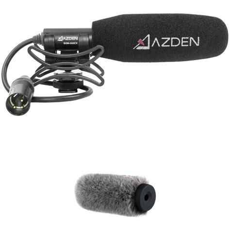 Azden Sgm 250 Shotgun Microphone