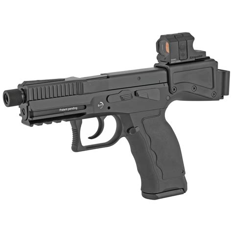 B Abnd T Usw Pistol