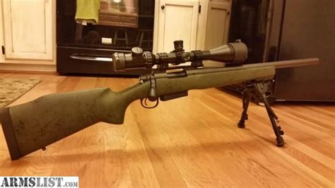 B C Stock Remington 700