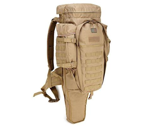 B Tac Rifle Pack Bug Out Bag Review