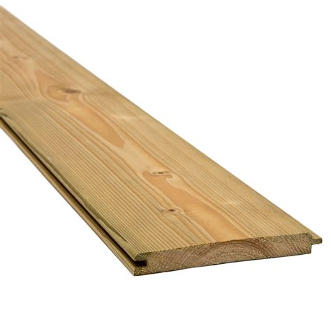 B and q tongue and groove Image
