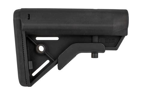 B5 Systems Bravo Milspec Stock Black Brv20101blk