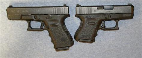 Baby Glock Vs Glock 19