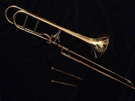 Bach Stradivarius 42 Trigger Trombone