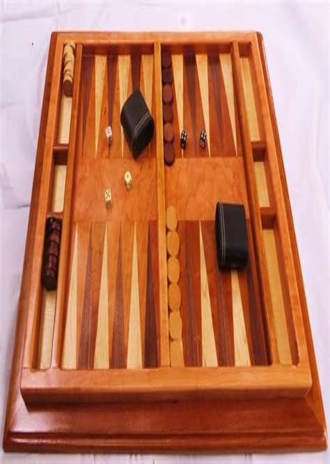Backgammon Table Plans