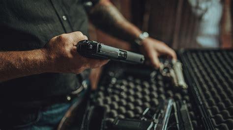 Background Check When Purchasing A Handgun In Florida