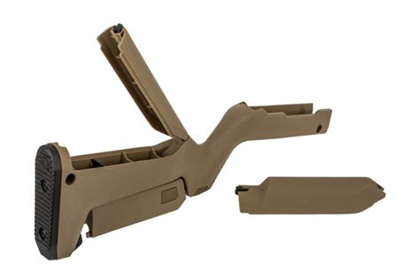 Backpacker Magpul X22 1022 Fde Stocks Hunter Ruger Stock Takedown