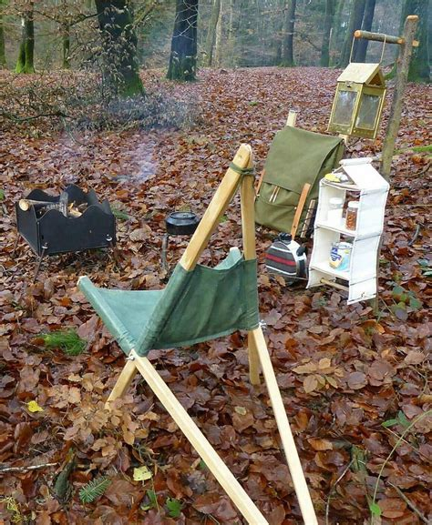 Backpacking chair diy Image