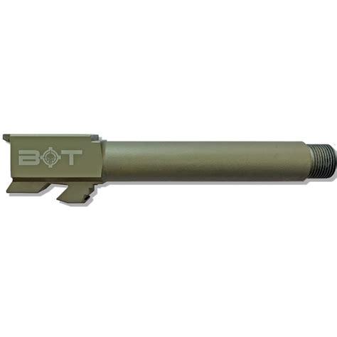 Backup Tactical Glock 19 Barrel Review