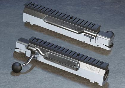 Badger Ordnance M2013 Rifle Action And Choate Ultimate Sniper Rifle Stock Remington 700 Adl Short Action