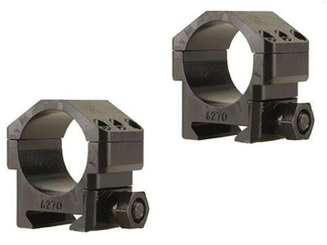 Badger Ordnance Picatinnystyle 30mm Max50 Rings Matte