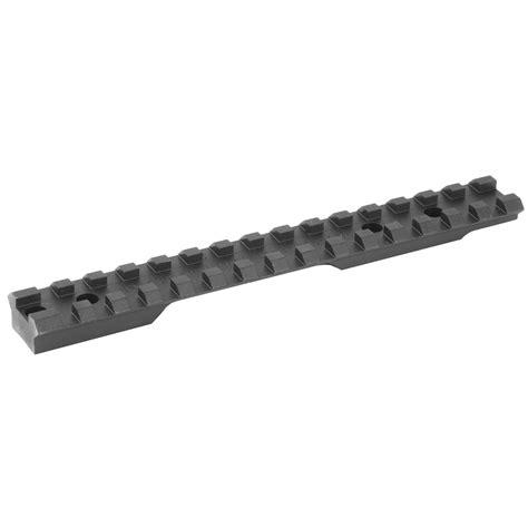 Badger Ordnance Remington 700 Long Action Scope Rails Remington 700 La Scope Rail 45 Moa Left Hand