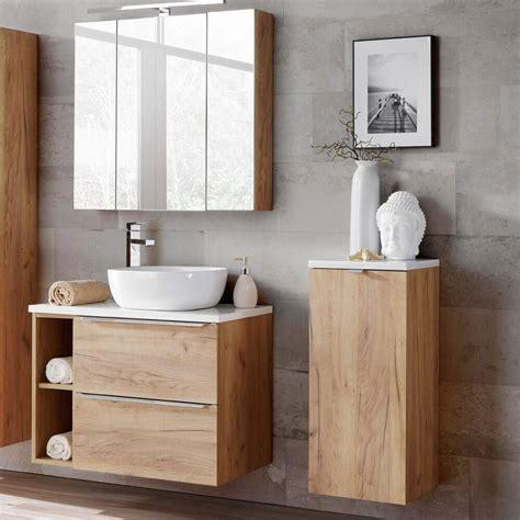 Badmöbel Mit Aufsatzwaschbecken