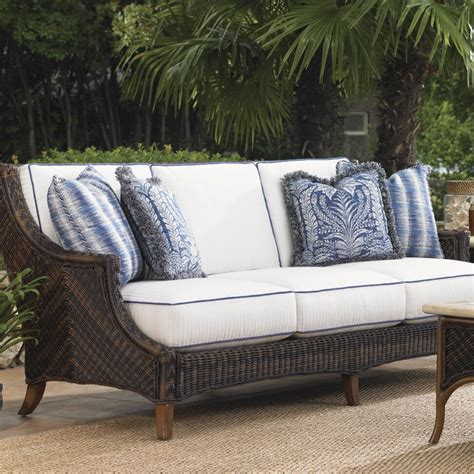 Bahamas Patio Chair Seating Group with Cushions