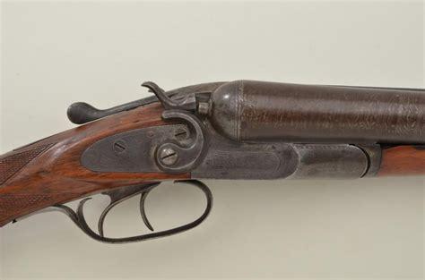 Baker 10 Gauge Double Barrel Shotgun