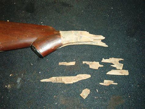 Baker Shotgun Stock Replacement
