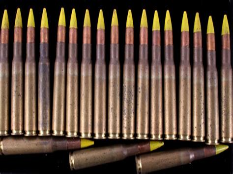 Ballista 50 Caliber Sniper Rifle Bullet