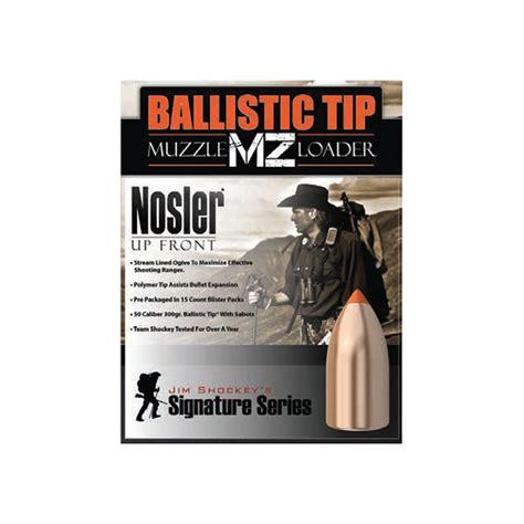 Ballistic Tip Muzzle Loader Bullet Nosler Bullets