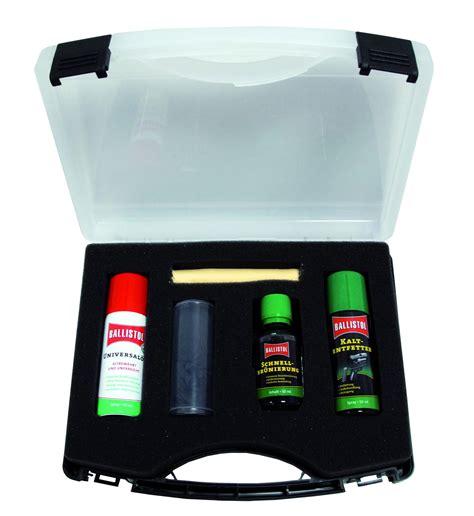Ballistol Gun Cleaning Kit
