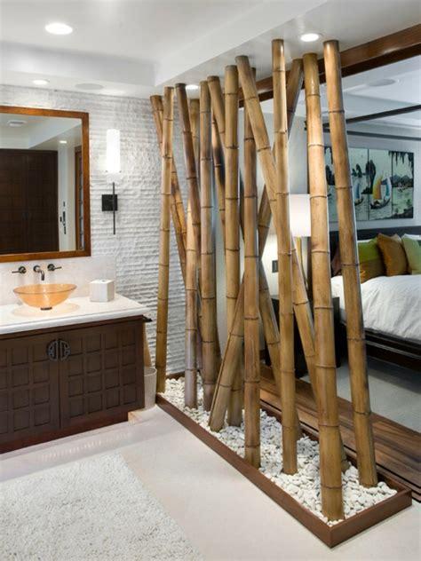 Bambus Dekoration