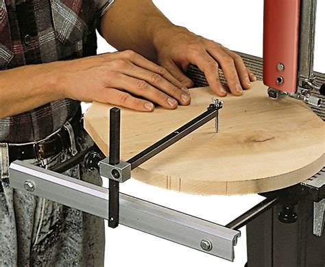 Band saw circle cutter Image