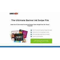 Bannerswipes 37 conversion focused ad templates cheap