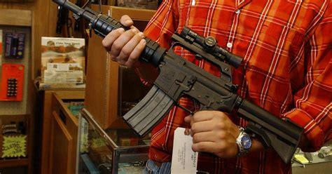 Banning Of Assault Rifles New Zealand