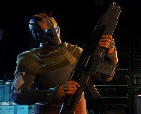 Banshee Gunsmith Destiny 2