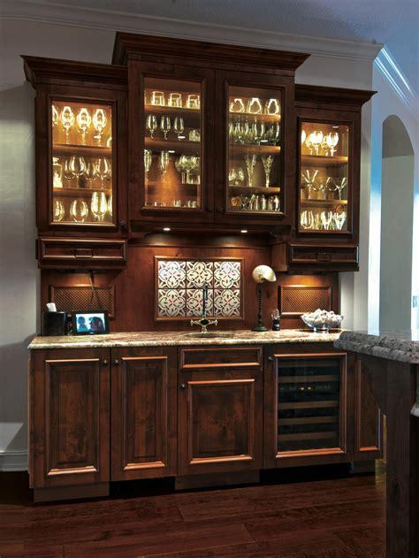 Bar cabinet design ideas Image