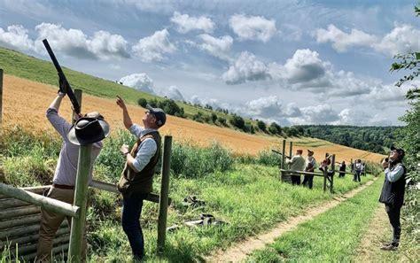 Barbury Air Rifle Shooting