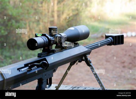 Barlett Model 99 50 Caliber Rifle