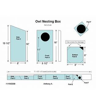 Barn Owl House Plans Free