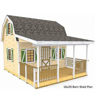 Barn Plans Diy