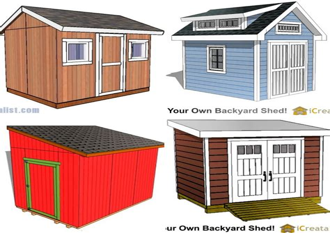 Barn plans free Image