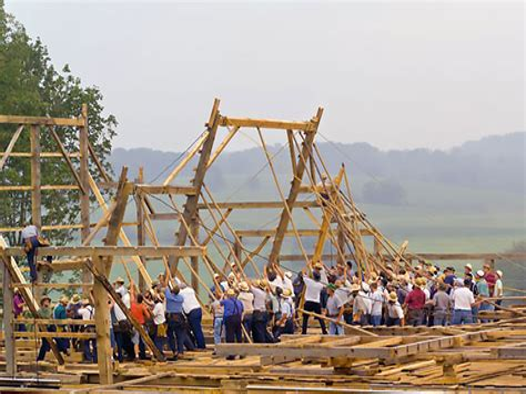 Barn raising plans Image