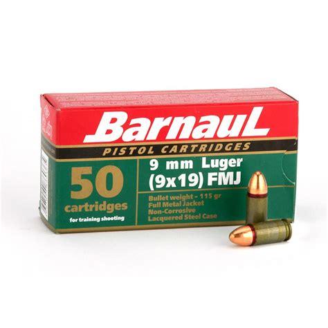 Barnaul 9mm And Beretta 9mm Magazines Canada