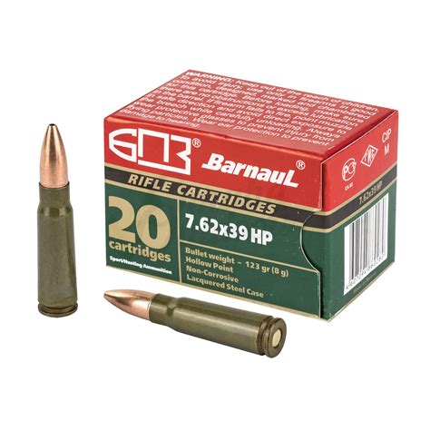 Barnaul Ammo Review