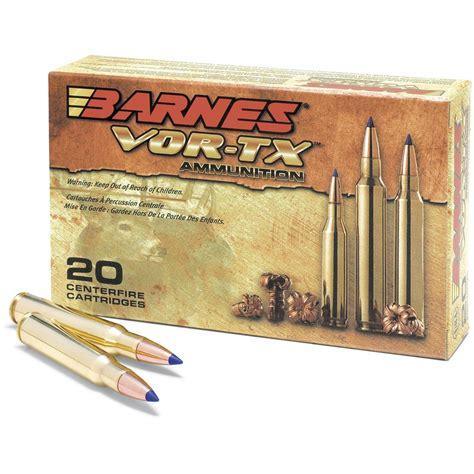 Barnes 243 Ammo