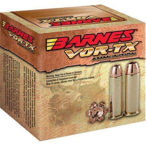 Barnes 44 Mag Ammo