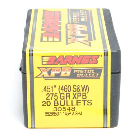 Barnes 451 Bullets And Wolf 308 Ammunition
