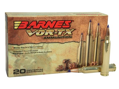 Barnes Ttsx 300 Win Mag 180 Grain
